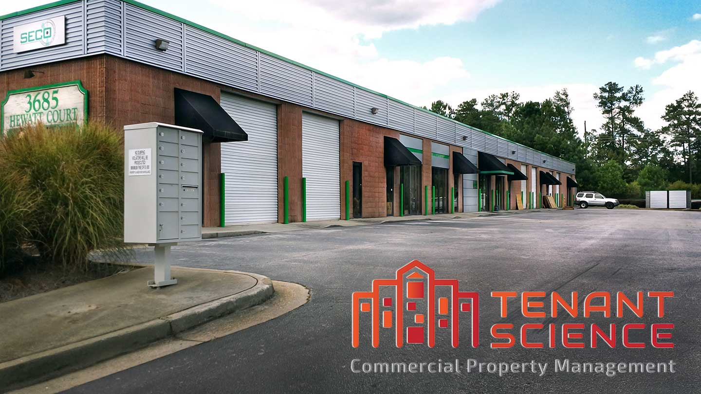 Tenant Science Commercial Property for Lease in Snellville, GA